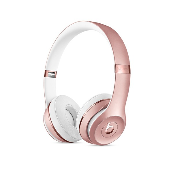 Beats Solo3 Wireless - 로즈골드 - MNET2ZP/A