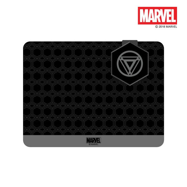 MARVEL wieless charger 마우스 단패드 (ISM100-원자로)