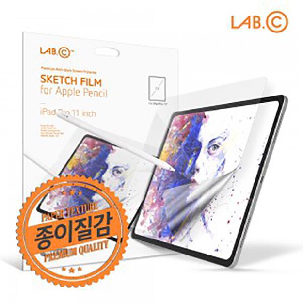 [LAB.C] iPad Pro 11형 스케치 액정보호필름