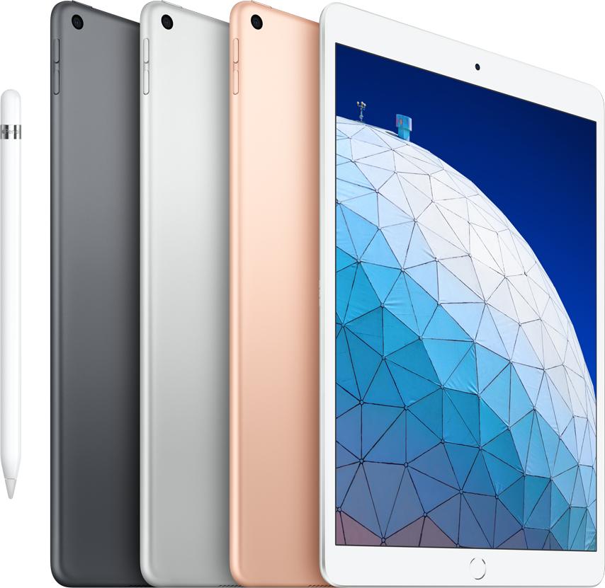 iPad Air Wi-Fi 64GB Space Grey MUUJ2KH/A