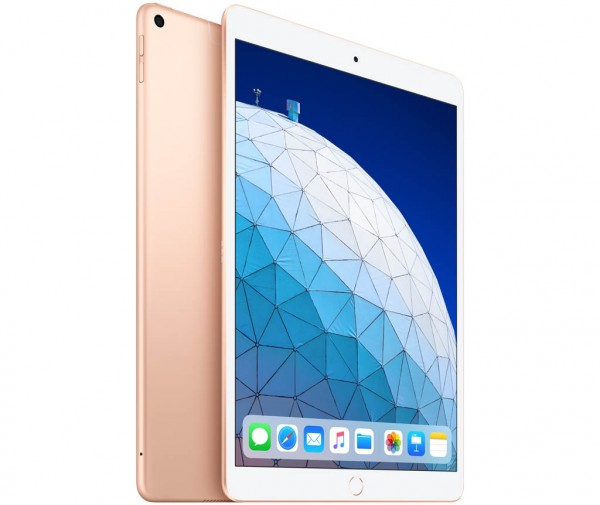 iPad Air Wi-Fi + Cellular 64GB Gold MV0F2KH/A