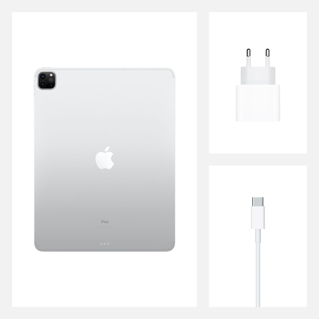 iPad Pro 12.9 Wi-Fi + Cellular 128GB 실버 MY3D2KH/A