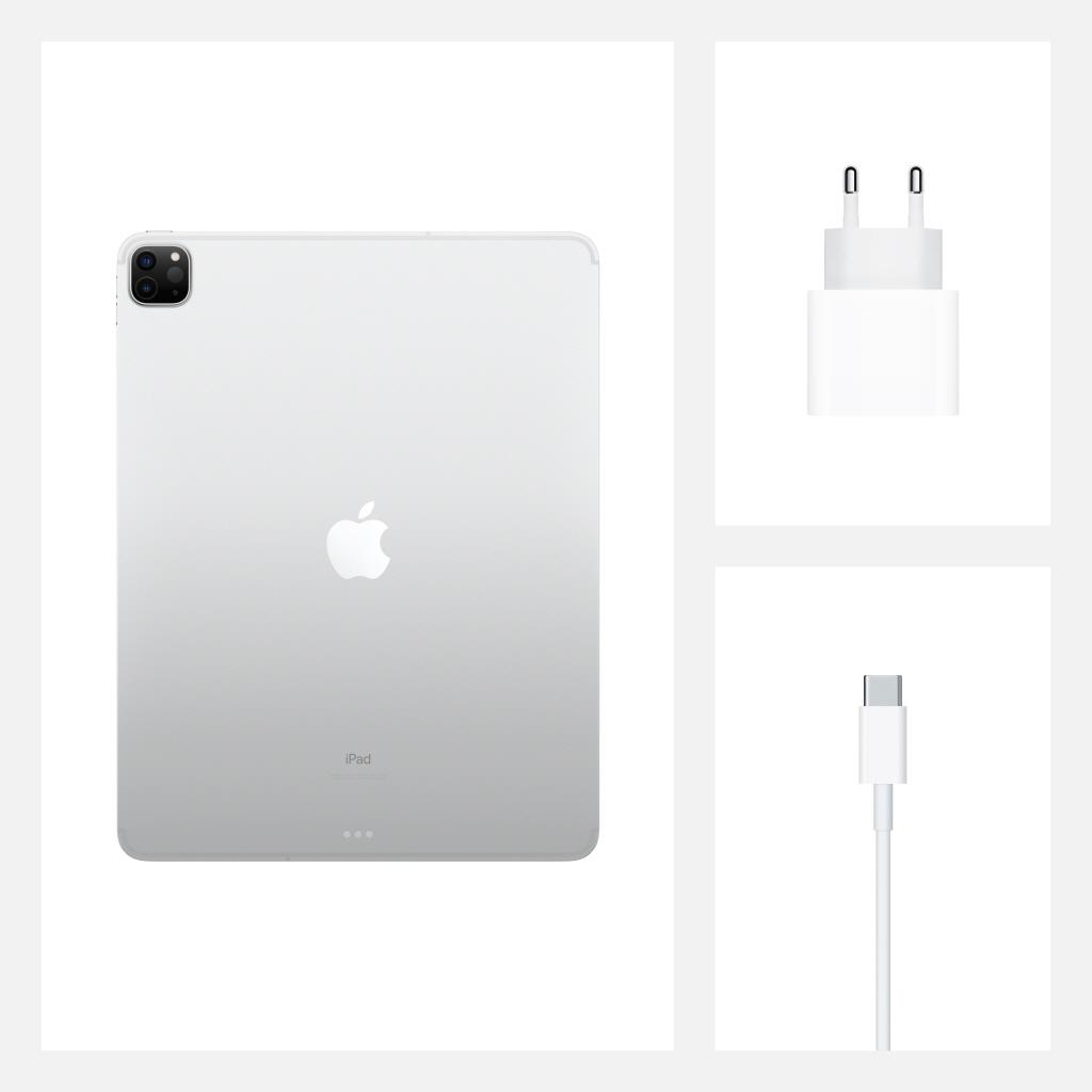 iPad Pro 12.9 Wi-Fi + Cellular 256GB 실버 MXF62KH/A