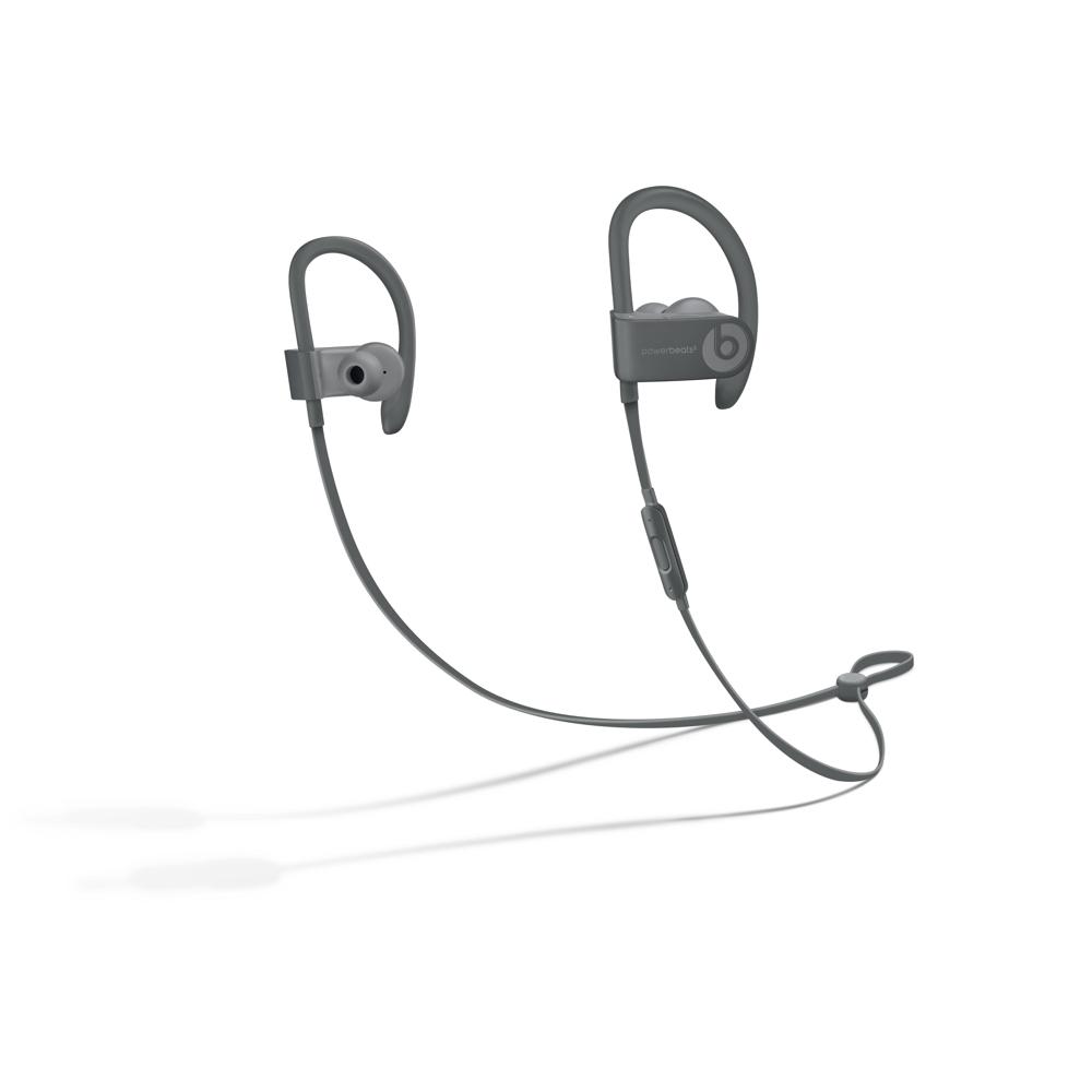 Powerbeats3 Wireless 이어폰 - Neighborhood Collection - 아스팔트그레이 MPXM2PA/A