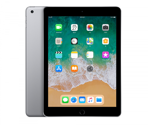 iPad Wi-Fi + Cellular 128GB Space Gray MR722KH/A