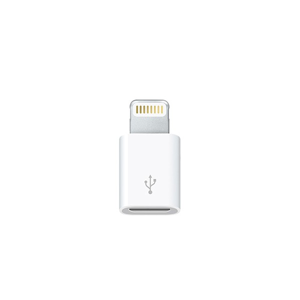Lightning to Micro USB Adapter MD820FE/A