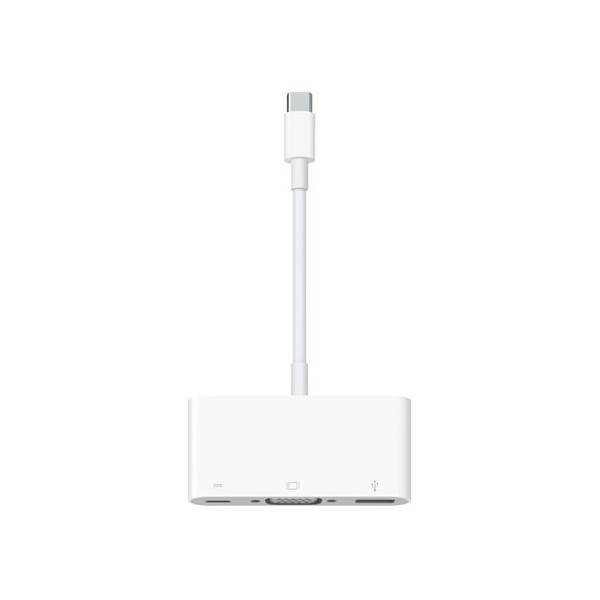 USB-C to VGA Multiport Adapter MJ1L2FE/A